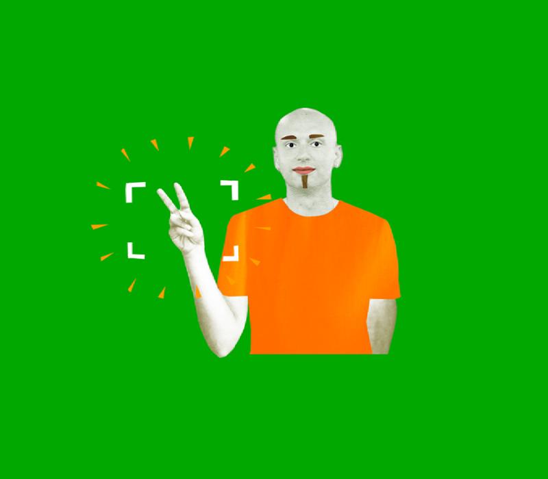 La langue des signes – Karambolage