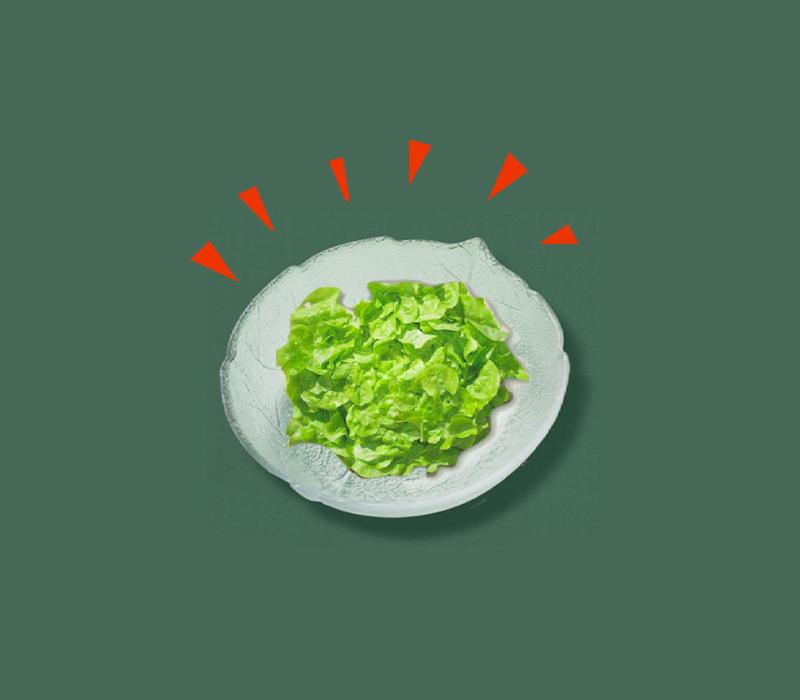 L'assiette à salade – Karambolage