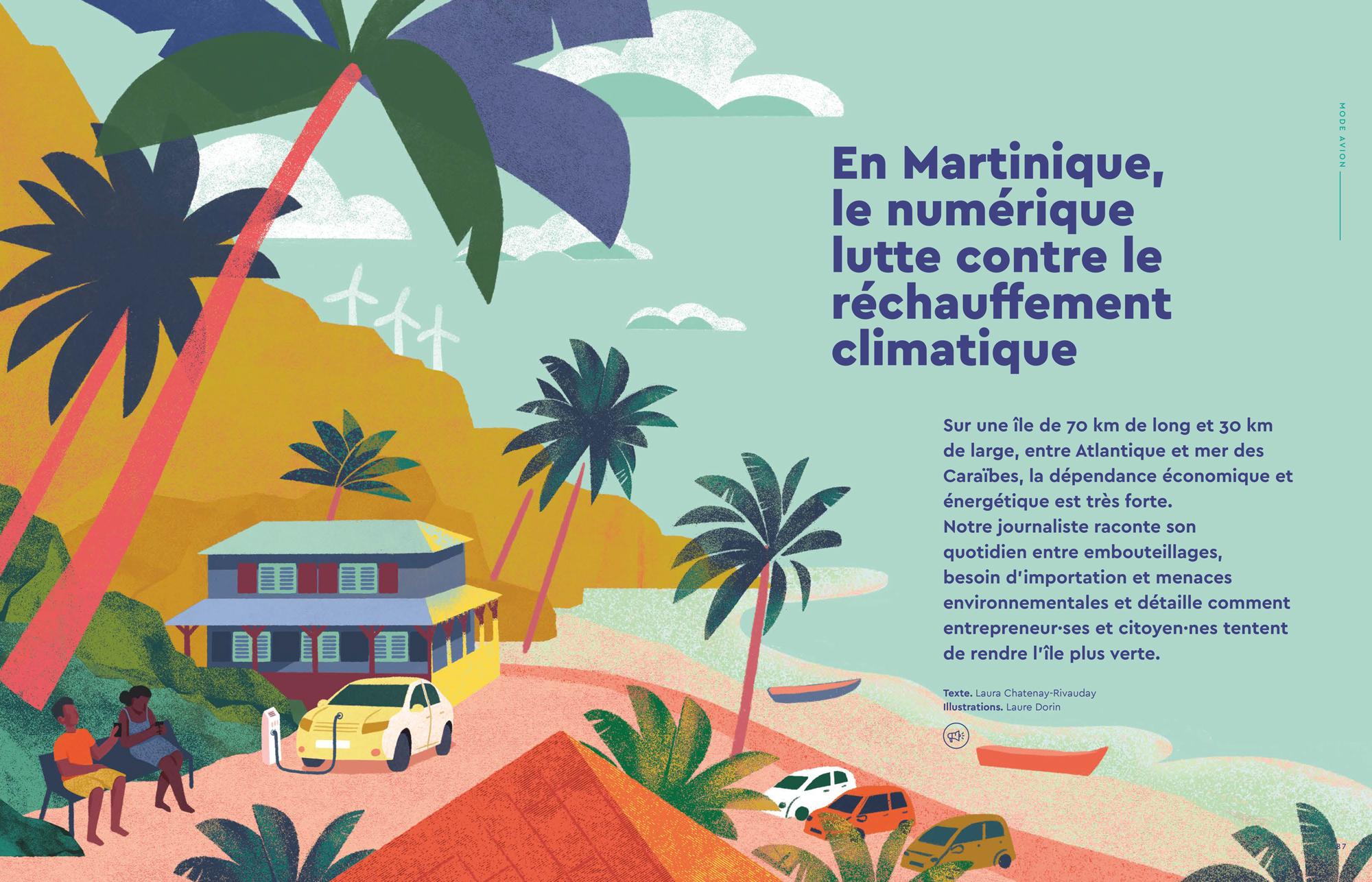 Chut ! Martinique